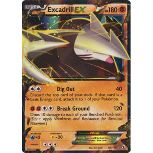 Excadrill-EX - 82/113