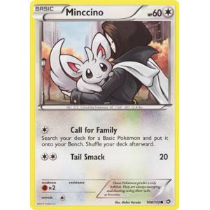 Minccino - 104/113