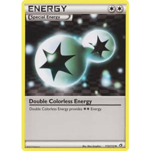 Double Colorless Energy - 113/113