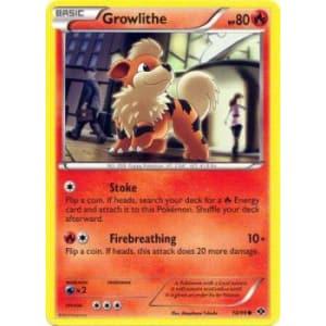 Growlithe - 10/99