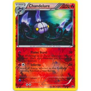 Chandelure - 20/99 (Reverse Foil)