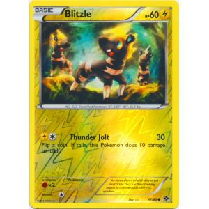 Blitzle - 47/99 (Reverse Foil)