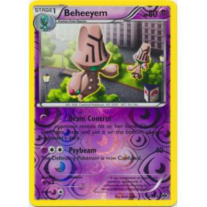 Beheeyem - 62/99 (Reverse Foil)