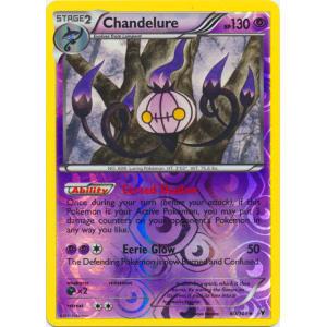 Chandelure - 60/101 (Reverse Foil)