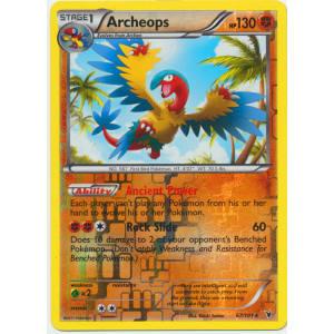 Archeops - 67/101 (Reverse Foil)