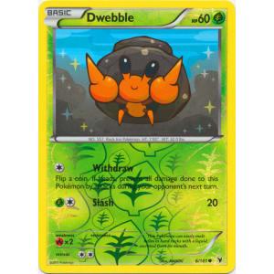 Dwebble - 6/101 (Reverse Foil)