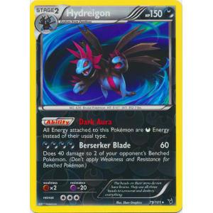 Hydreigon - 79/101 (Reverse Foil)