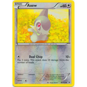 Axew - 86/101 (Reverse Foil)