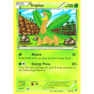 Tropius - 5/101