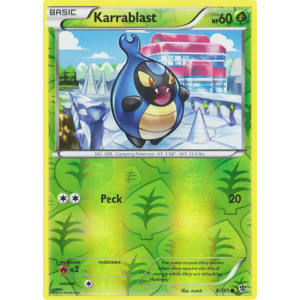 Karrablast - 6/101 (Reverse Foil)