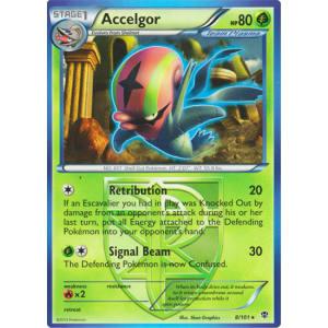 Accelgor - 8/101