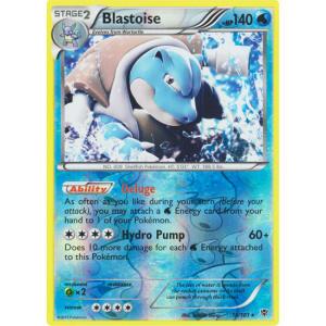 Blastoise - 16/101 (Reverse Foil)