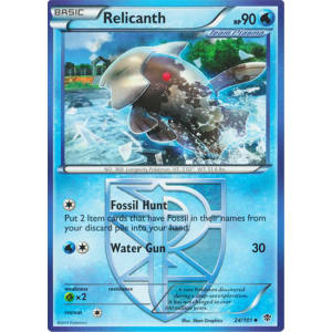 Relicanth - 24/101