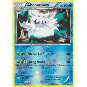Abomasnow - 26/101 (Reverse Foil)
