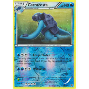 Carracosta - 28/101 (Reverse Foil)