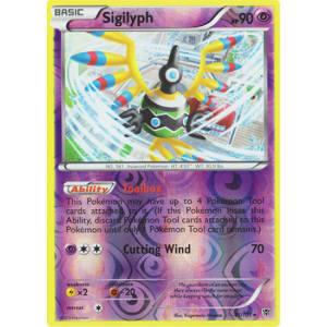 Sigilyph - 41/101 (Reverse Foil)