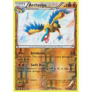 Archeops - 54/101 (Reverse Foil)