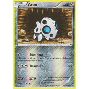 Aron - 57/101 (Reverse Foil)