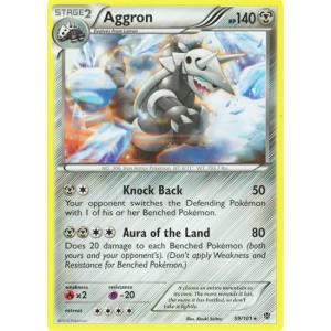 Aggron - 59/101