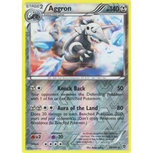 Aggron - 59/101 (Reverse Foil)