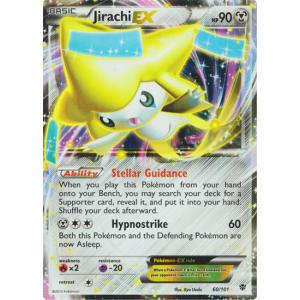 Jirachi-EX - 60/101