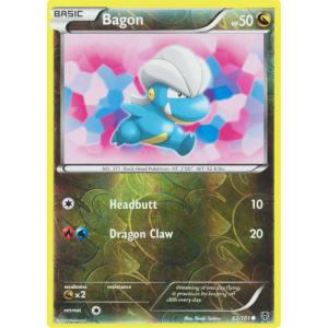 Bagon - 62/101 (Reverse Foil)