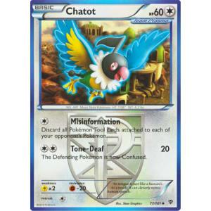 Chatot - 77/101