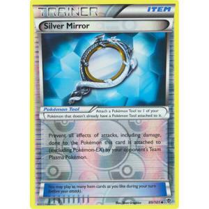 Silver Mirror - 89/101 (Reverse Foil)