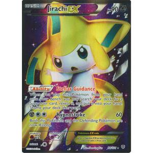Jirachi-EX (Full Art) - 98/101