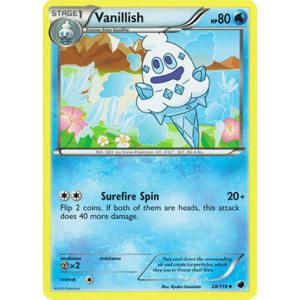 Vanillish - 28/116