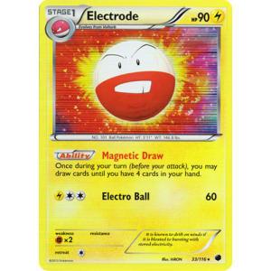 Electrode - 33/116