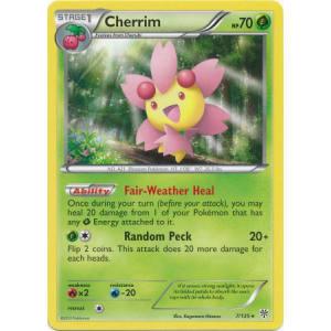 Cherrim - 7/135