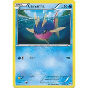 Carvanha - 32/135