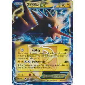 Zapdos-EX - 48/135