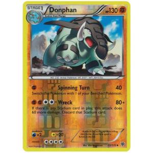 Donphan - 72/135 (Reverse Foil)