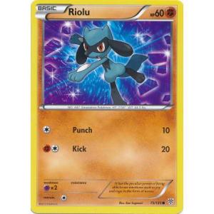 Riolu - 75/135