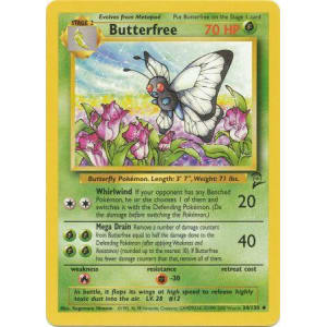 Butterfree - 34/130