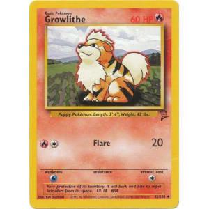 Growlithe - 42/130