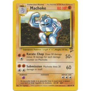 Machoke - 49/130