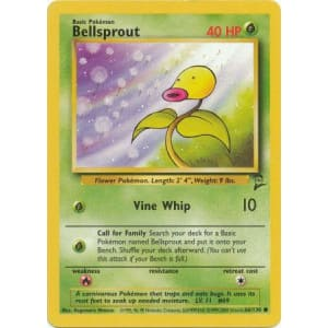 Bellsprout - 66/130