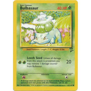 Bulbasaur - 67/130