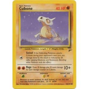 Cubone - 70/130