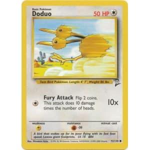 Doduo - 72/130