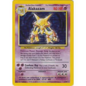 Alakazam - 1/102