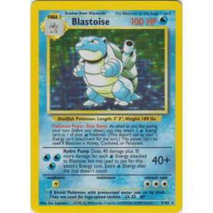 Blastoise - 2/102