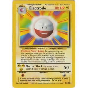 Electrode - 21/102