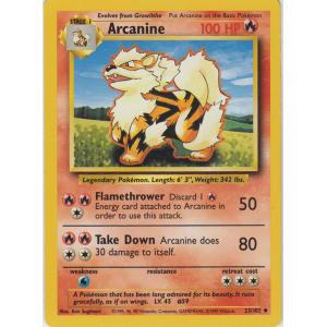 Arcanine - 23/102