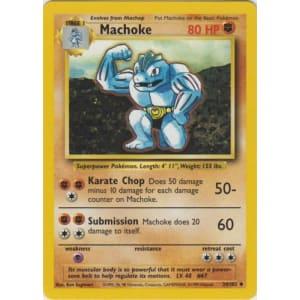 Machoke - 34/102