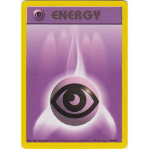 Psychic Energy - 101/102