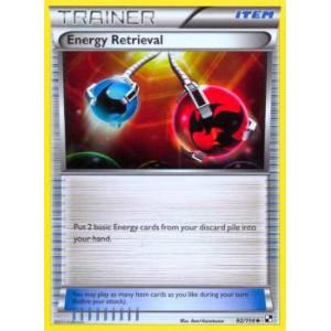Energy Retrieval - 92/114